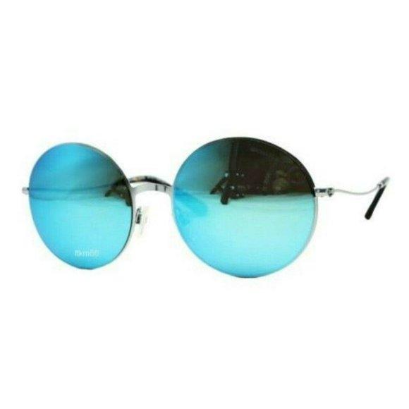Michael Kors Kendall II Sunglasses Teal Flaw NWT